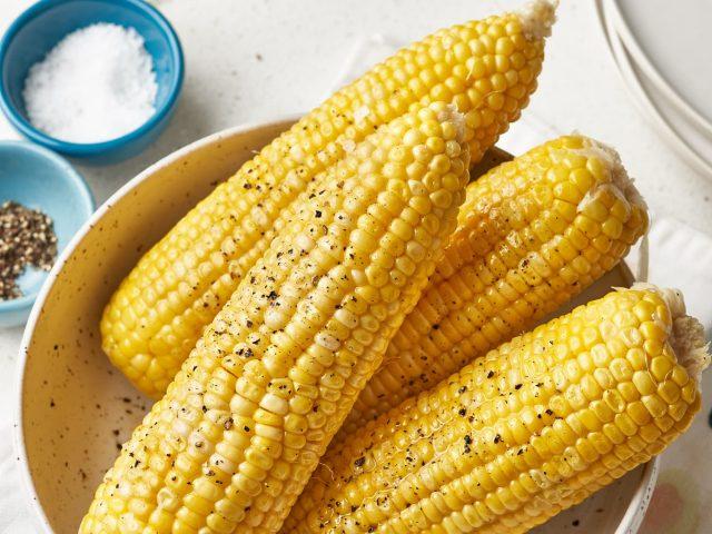 sukses merawat jagung manis