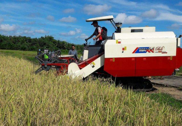 Pertanian modern dan berkoporasi