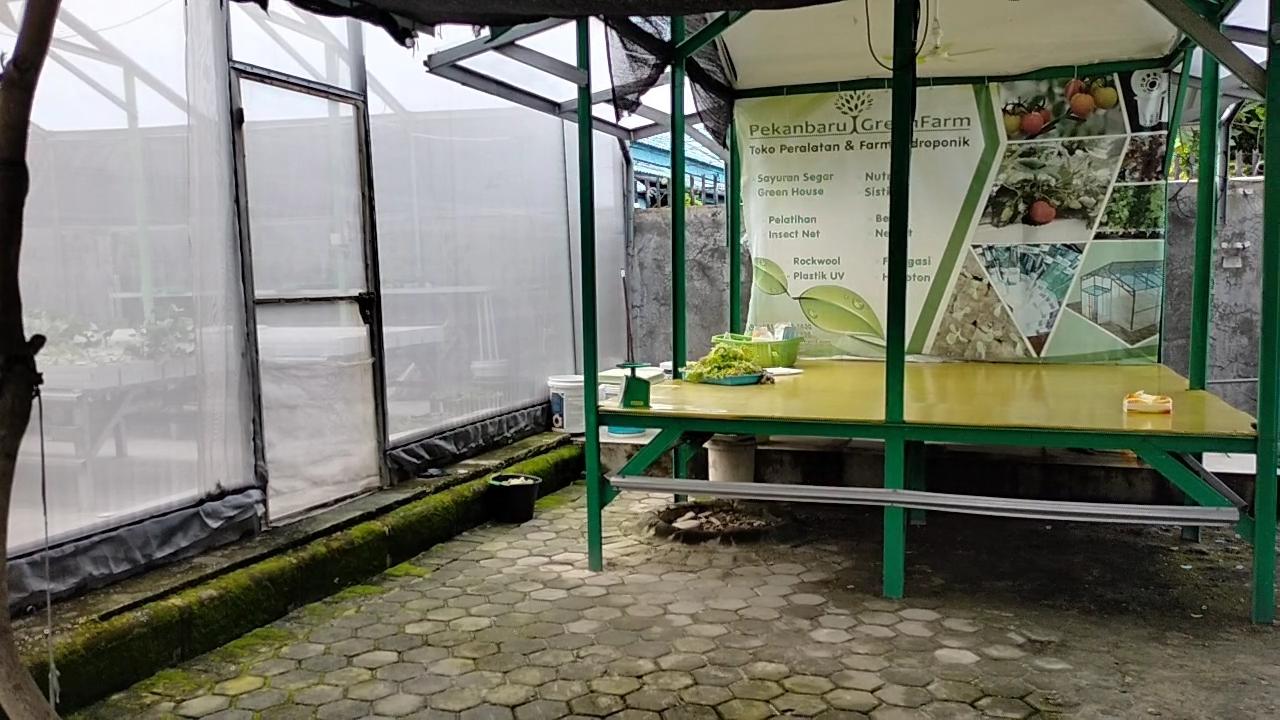 Inkubasi Pekanbaru Green Farm