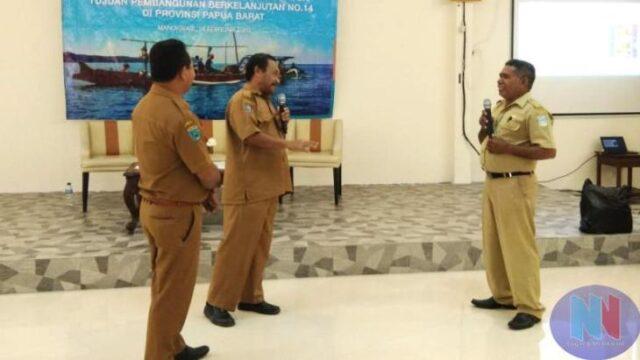 Pemerintah Daerah Diskusi Soal Perikanan di Papua Barat