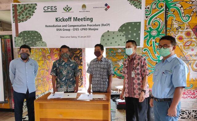 DSN Group Dukung Pendanaan Proyek Konservasi Hutan Berbasis Masyarakat