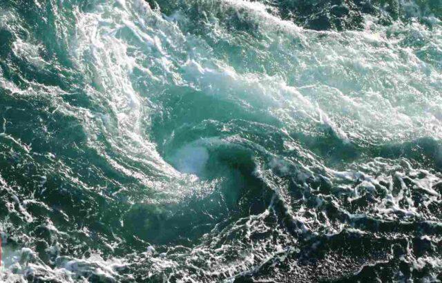 Lubang Hitam di Samudra Atlantik