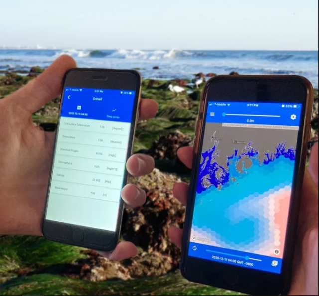 Umitron Pulse Aplikasi Pemantauan Data Perairan