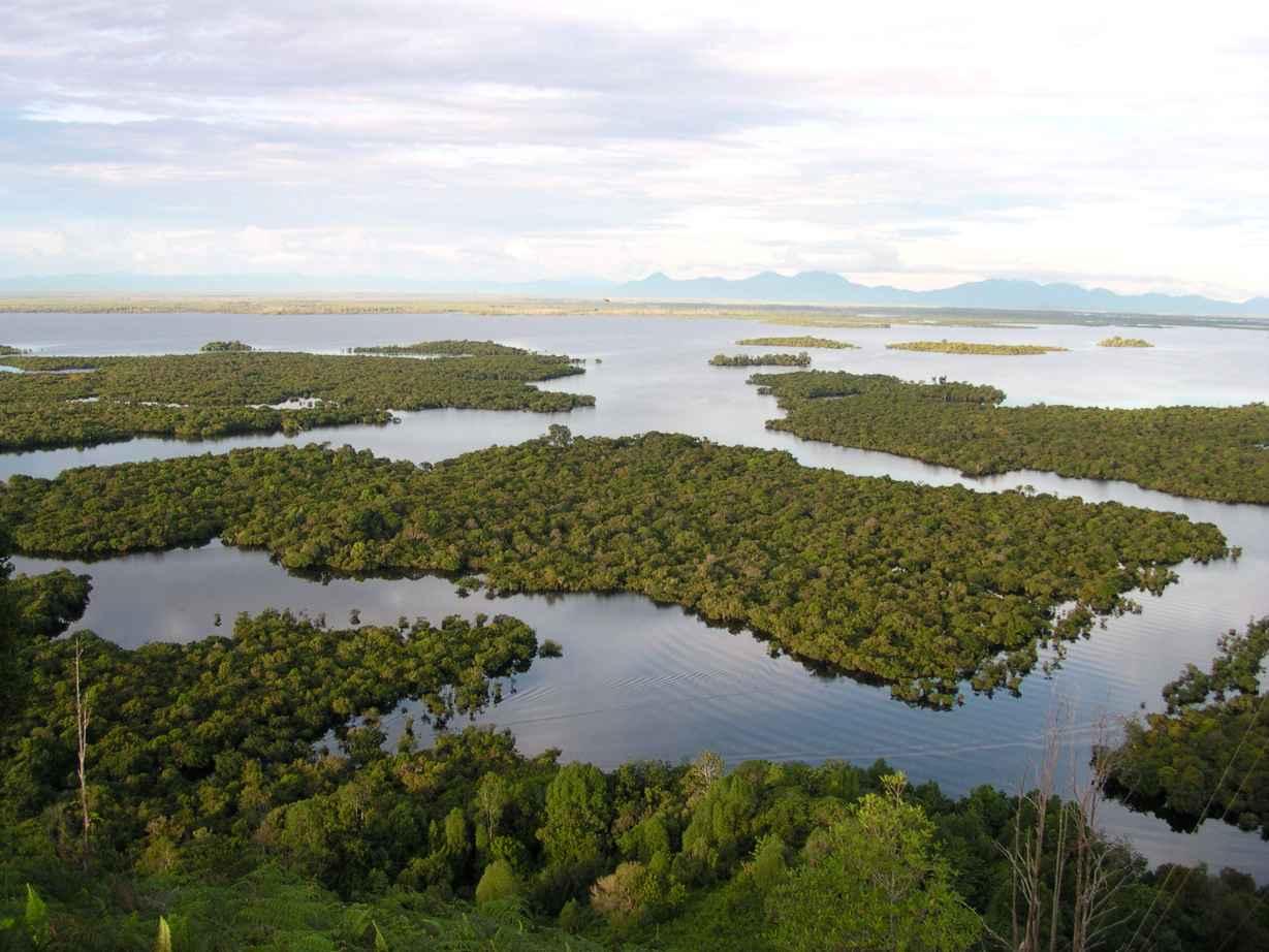 Taman Nasional Betung Kerihun dan Danau Sentarum