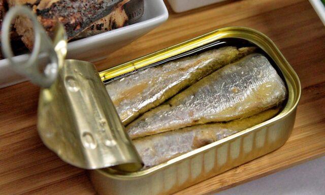 produk ikan kaleng Indonesia