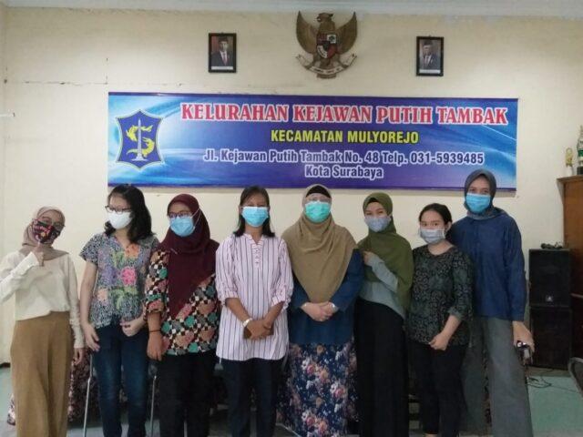 Mahasiswa ITS Kenalkan Sistem Pengolahan Limbah Cair di Surabaya